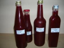 Himbeer-Saft - Rezept