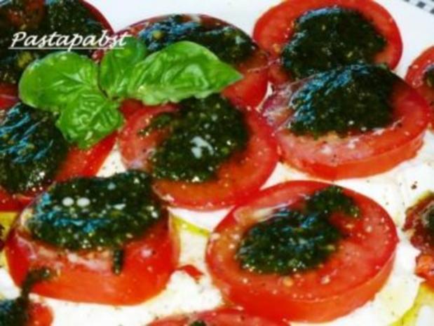 Erdbeercarpaccio mit Minzpesto - Rezept - Bild Nr. 5