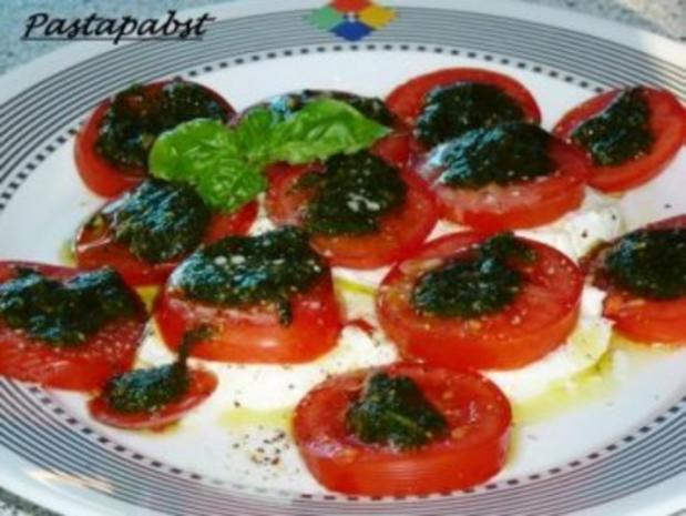 Erdbeercarpaccio mit Minzpesto - Rezept - Bild Nr. 7