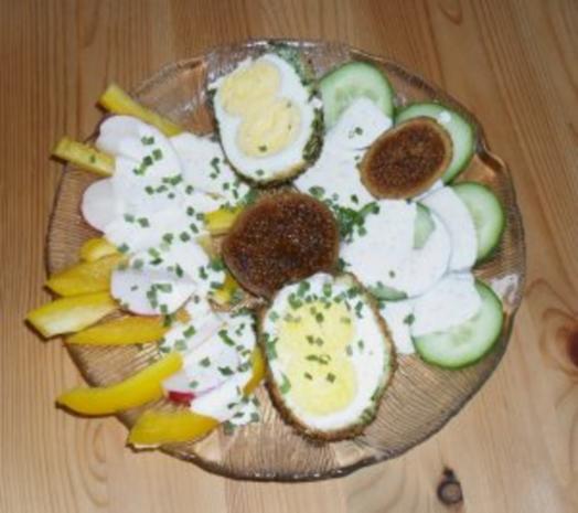 Frittierte Enteneier - Rezept - Bild Nr. 3