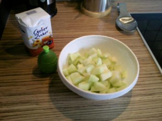 """""""MARMELADE"""" Melonen-Marmelade - Rezept - Bild Nr. 2"""