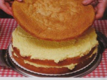 Buttercremetorte - Rezept - Bild Nr. 2