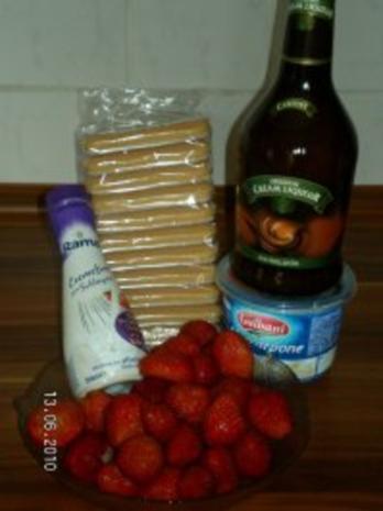Erdbeer-Tiramisu - Rezept - Bild Nr. 3