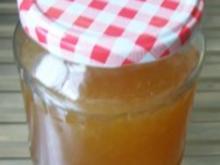 Einmachen: Zitronen-Gelee mit geriebener Schale - Rezept