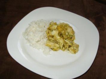 Marinierte Hähnchenbrust - Rezept