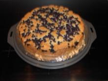 Obst - Rührkuchen - Rezept