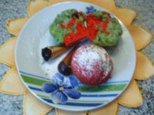 Bunte Kokosmilch -Muffins - Rezept