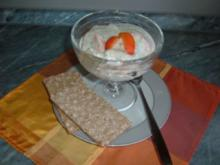 Dessert......Joghurt mit Aprikosen - Rezept
