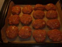 Fleischgerichte: Bulettchen aus dem Ofen die 2. - Rezept