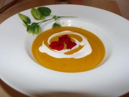 Sommer Suppe - Rezept
