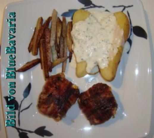Grillen: Brigittes Grill-Pflanzerl - Rezept