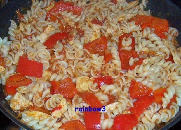 Kochen: Paprikahähnchen mit Letscho - Rezept - Bild Nr. 3