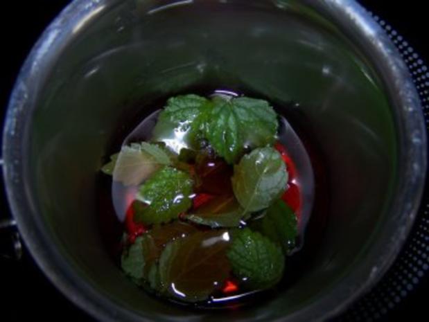 Grüntee-Erfrischung - Rezept - Bild Nr. 2