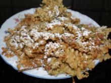 Hollakiache  ( Hollunderküchlein ) - Rezept