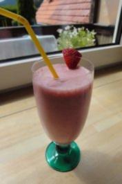 Erdbeer-Joghurt-Shake - Rezept
