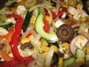 Badisch-Griechischer Hirtensalat ;o))) - Rezept