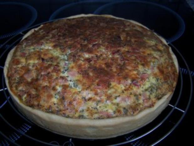 Schinken Kase Kuchen Rezept Mit Bild Kochbar De