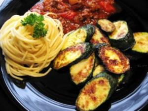 Zucchini gebraten ... - Rezept
