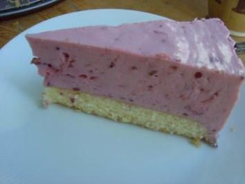 Rote Grutze Torte Mit Quark Rezept Mit Bild Kochbar De