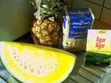 Einmachen: Ananas-Melonen-Marmelade - Rezept