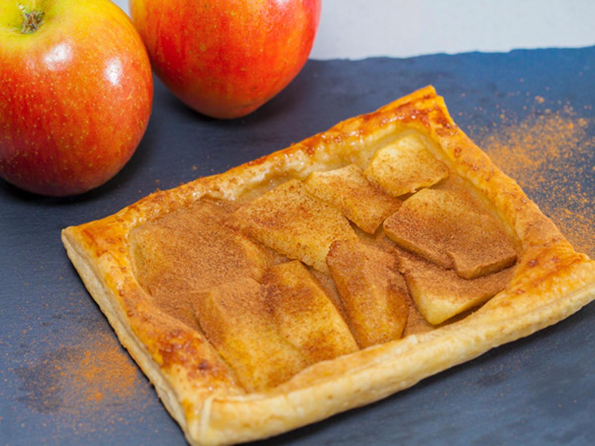 apfelpfannkuchen vom blech rezept mit bild kochbar de