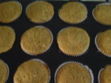 Aprikosen-Muffins mit O-Saft und Rosinen - Rezept