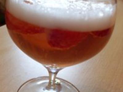 Bierbowle - Rezept