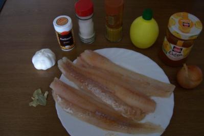 Fischcurry - Rezept