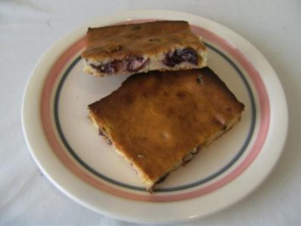 blechkuchen quarkkuchen ohne boden mit cranberries rezept. Black Bedroom Furniture Sets. Home Design Ideas