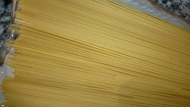 Asiatisches Gemüse-Herz trifft italienische Pasta - Rezept - Bild Nr. 4