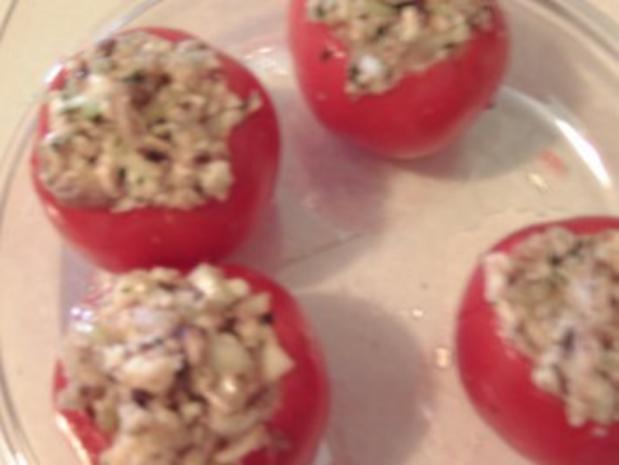 gefüllte Tomaten - Rezept - Bild Nr. 5