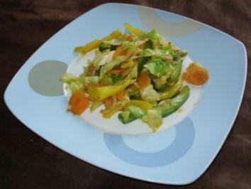 Gemüse - Chakalaka - Rezept