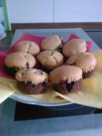 Black Rasberry Muffin - Rezept