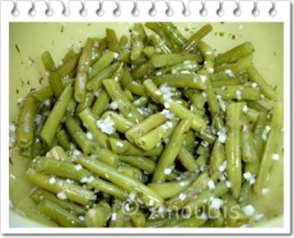 Salat - Bohnen-Tomaten-Salat - Rezept - Bild Nr. 2