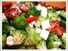 Salat - Brokkolisalat - Rezept