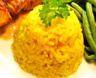 Curry-Reis - Rezept - Bild Nr. 3459