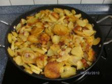 Papa´s Lieblingsessen: Bratkartoffeln...... - Rezept