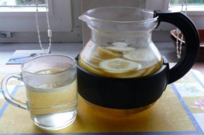 Getränke: Zitronensaft - Rezept