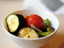 Grillen: Gemüse(spieße) vom Grill - Rezept
