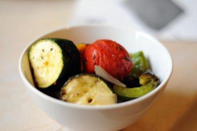 Rezept: Grillen: Gemüse(spieße) vom Grill