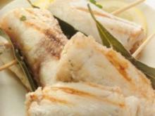 antipasti schwertfischròllchen gegrillt - Rezept