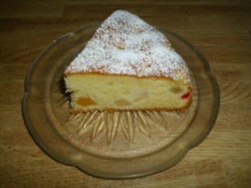 Fruchtcocktail-Kuchen - Rezept