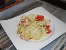 Heißer Kartoffelsalat - Rezept