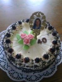 Mon Che´ri - Torte - Rezept