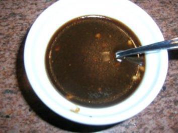 Bourbon-Barbecue-Sauce - total lecker zu Gegrilltem, Steak insbesondere - Rezept