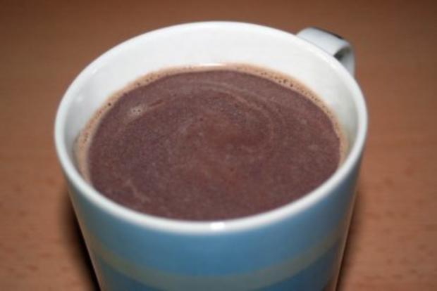Heiße Schokolade - Rezept - Bild Nr. 2
