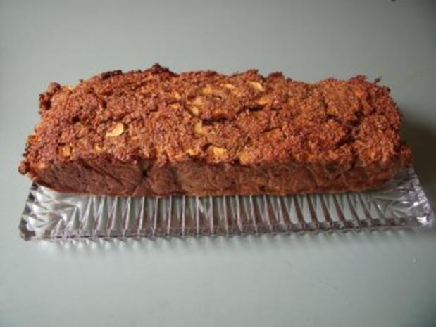 Saftiger Apfel-Zucchini-Karotten Kuchen - Rezept - Bild Nr. 2
