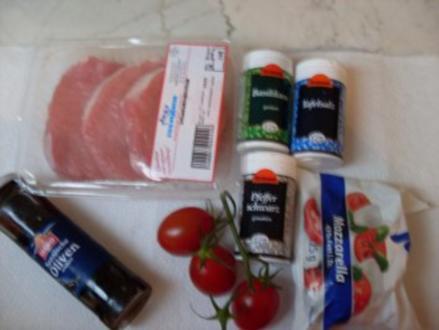 Schnitzel-Italia - Rezept
