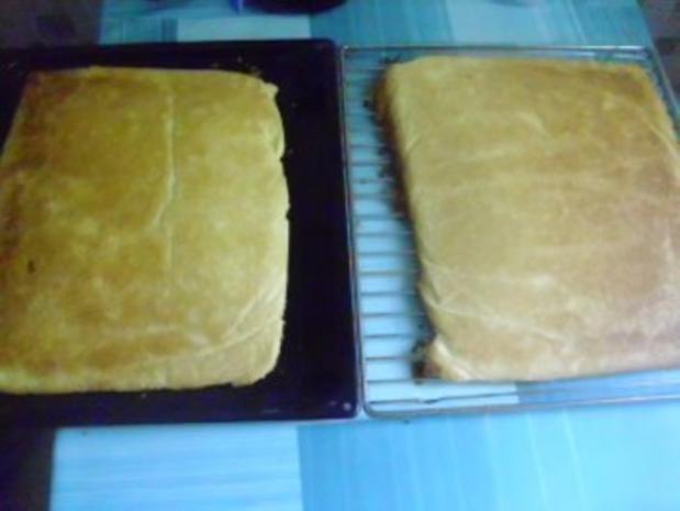 Eiscreme-Kuchen - Rezept - Bild Nr. 2