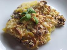 Kartoffel-Wirsing-Auflauf mit Hackfleisch - Rezept